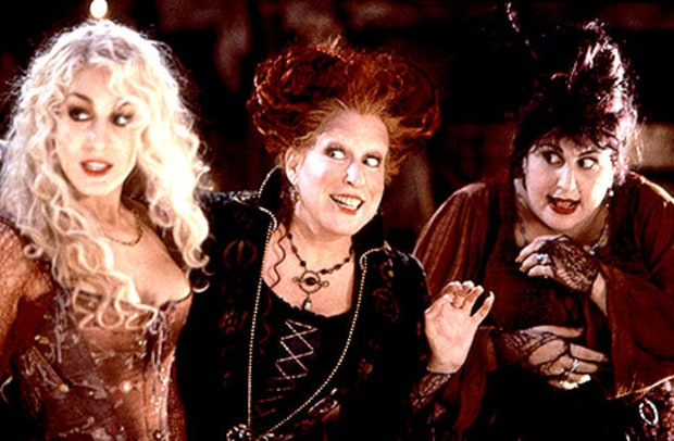 Hocus Pocus Witches Names
