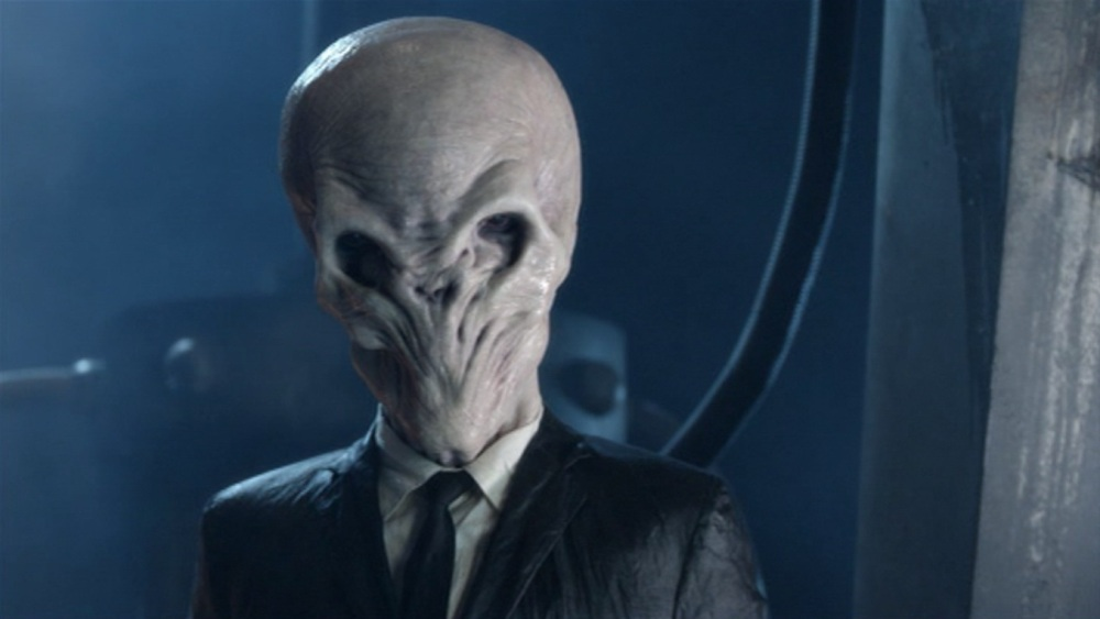 doctor who, the silence, tv review