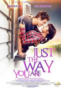 LizQueen,_Just_the_Way_You_Are,_Official_Movie_Poster